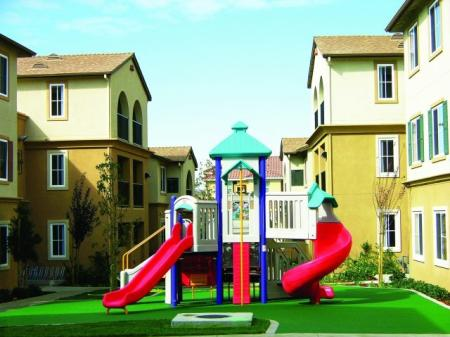 Tot lot at Muirlands at Windermere, 1108 Crestfield Drive, San Ramon, CA