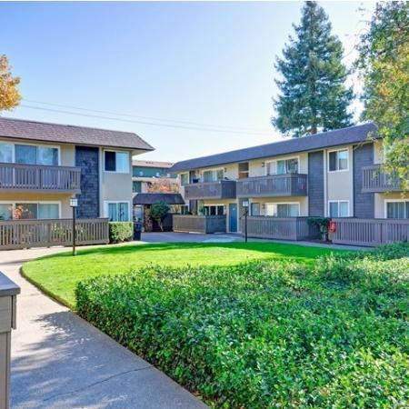 Affordable living options available at Wyndover Apartment Homes in Novato, CA