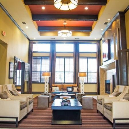 Clubroom at Lakeland Estates Apartment Homes in Stafford, TX