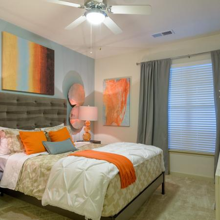 Spacious one, two and three bedroom apartment homes at Atley on the Greenway Apartments in Ashburn, VA