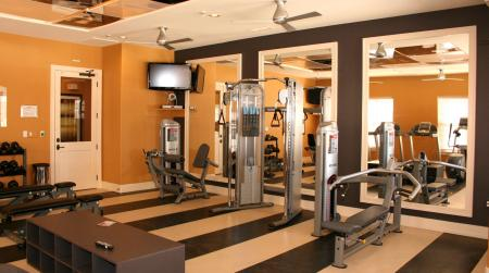 Fitness Center at The Preserve at Catons Crossing in Woodbridge, VA