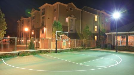 Basketball Courts at The Preserve at Catons Crossing in Woodbridge, VA