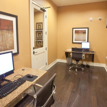 Business Center at The Preserve at Catons Crossing in Woodbridge, VA