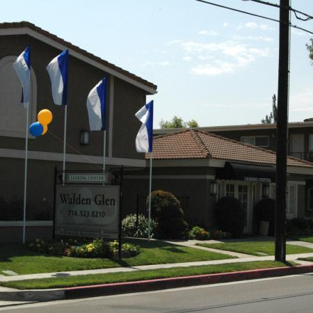 Walden Glen Apartments in Buena Park, CA