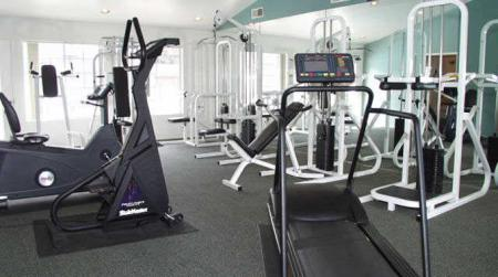 Fitness Center at Westbrook Apartments in San Diego, CA
