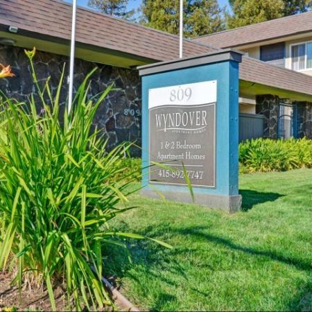 Welcome to Wyndover Apartment Homes in Novato, CA
