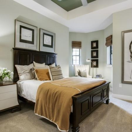 Bedroom at Cantabria at Turtle Creek in Dallas, TX