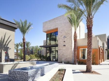 Leasing Center at Pulse Millenia in Chula Vista, CA