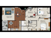 3 bedroom 2 bath at Water\'s Edge Apartments in Sunrise, FL