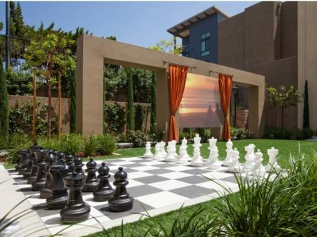 Main Stage at Terrena Apartment Homes in Northridge, CA