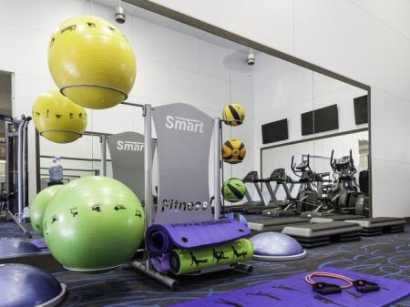 Smart Fitness Training Equipment at Helix Apartments in Las Vegas NV