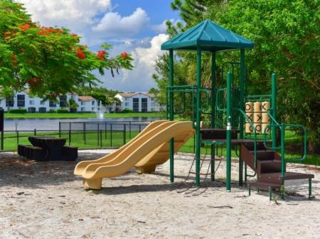 Playground at Doral West Apartment Homes in Doral, FL