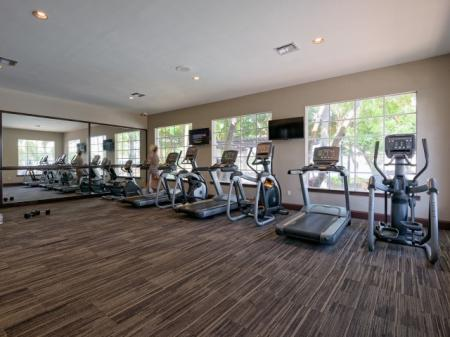 Fitness Center at Doral West Apartment Homes in Doral, FL