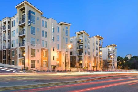 Welcome to 1160 Hammond Apartments in Sandy Springs, GA!