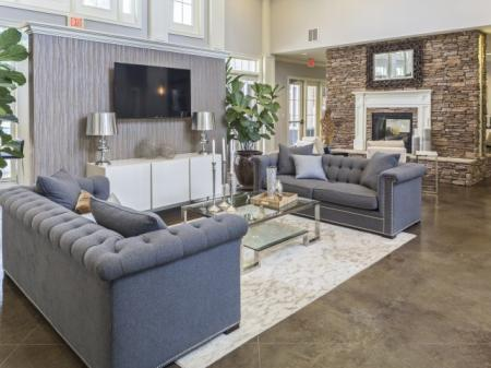 Clubhouse Park at Crossroads Apartments in Cary, NC
