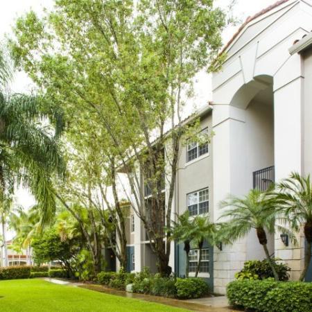 Exterior at Marela apartments in Pembroke Pines, Florida