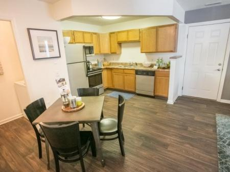 Spacious floor plans at The Village at Avon Apartments in Avon, OH.