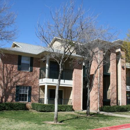 3 floors at Valley Ridge Apartment Homes in Lewisville, TX