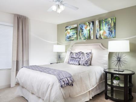 Bedroom at Ardenne apartments in Lafayette, CO