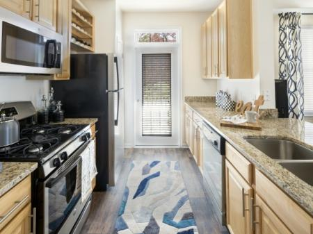Kitchen at Westwind Farms Ashburn, VA
