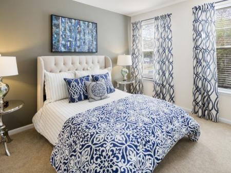 Bedroom at Westwind Farms Ashburn, VA