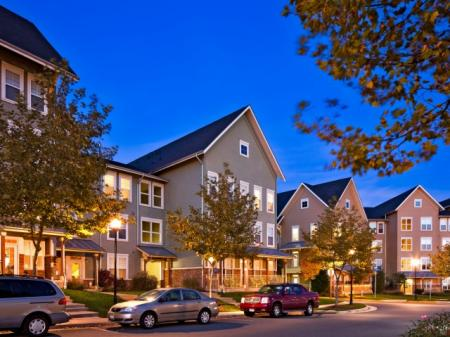 Streetview of Westwind Farms Apartments in Ashburn, VA