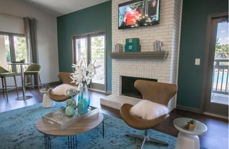 Spaces to Gather at Sterling Park Apartments in Grove City, Ohio