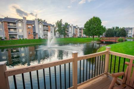 Views at The Landings at the Preserve in Battle Creek, Michigan