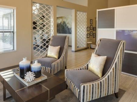 Clubroom at Water's Edge in Sunrise, FL
