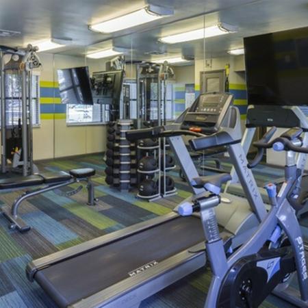 Fitness Center at Water's Edge in Sunrise, FL