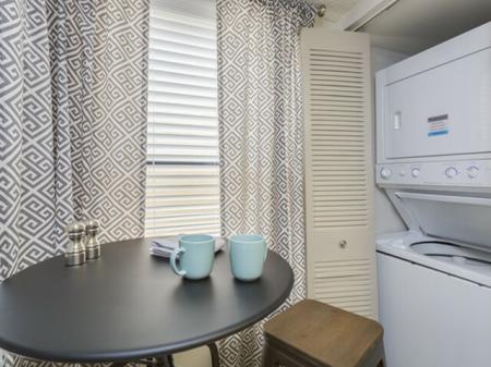 washerdryerat Siena Apartments in Plantation FL