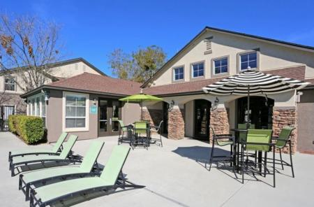 Sundeck at Somerfield at Lakeside Apartments in Elk Grove CA