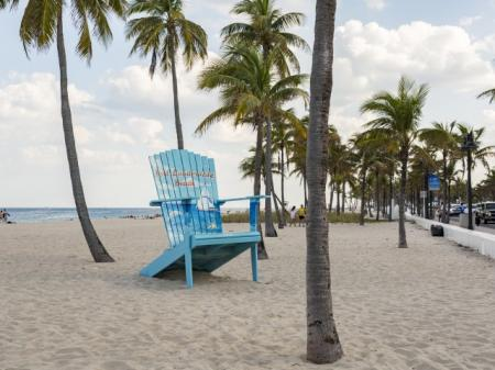 Picture of chair at ORA Flagler Village Apartments in Fort Lauderdale, Florida