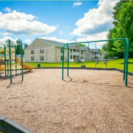 Playground at Mallard's Crossing Apartments in Medina, Ohio