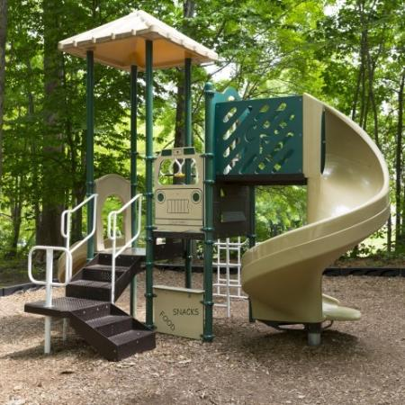 Playground at Adler at Waters Landing Apartments in Germantown, MD