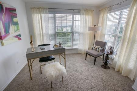 Sunrooms available at The Residence at Barrington in Aurora, OH