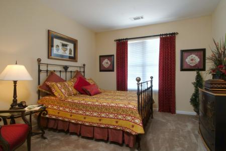 Bedroom at Colton Creek Apartments in McDonough, GA