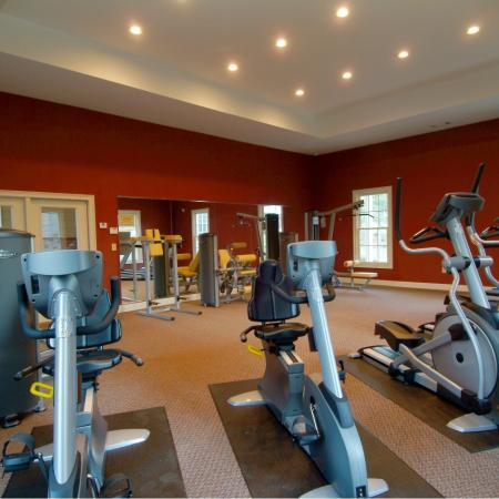 Fitness Center at Colton Creek Apartments in McDonough, GA