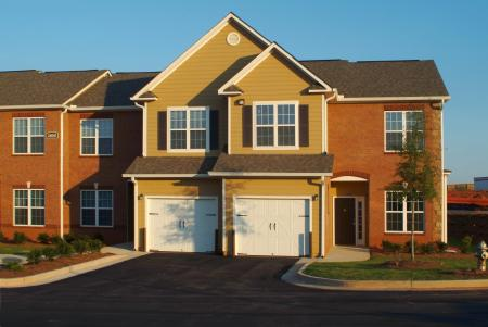 Garages at at Colton Creek Apartments in McDonough, GA
