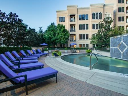 Pool-Rienzi at Turtle Creek in Dallas, TX
