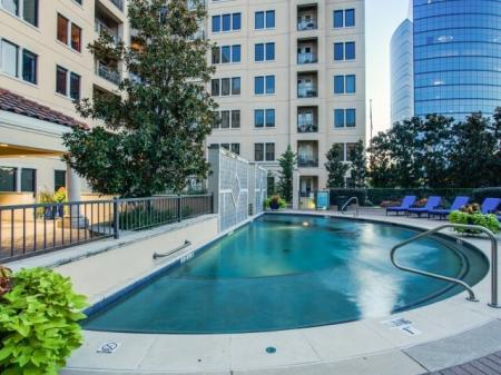 Pool2-Rienzi at Turtle Creek in Dallas, TX