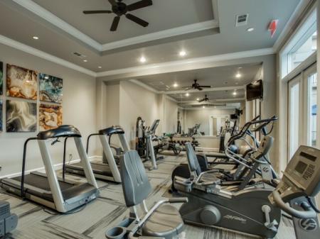 Fitness-Rienzi at Turtle Creek in Dallas, TX