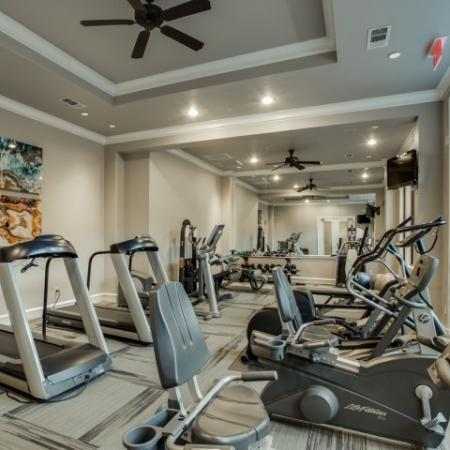 Fitness-Rienzi at Turtle Creek in Dallas, TX