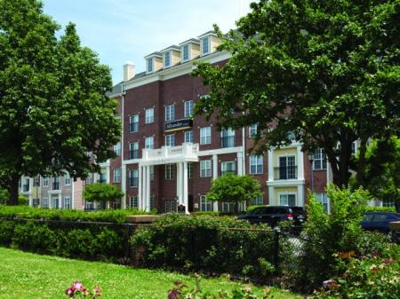 The Alexander at Ghent Apartment Homes in Norfolk, VA