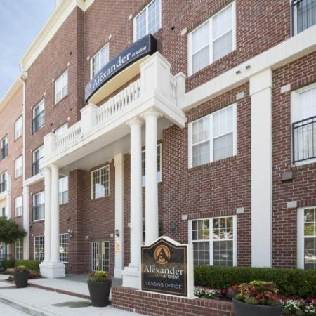 Leasing Office at The Alexander at Ghent Apartment Homes in Norfolk, VA