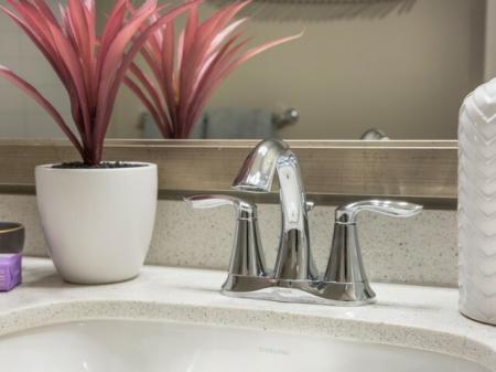 Valentia La Habra - Bathroom Countertop