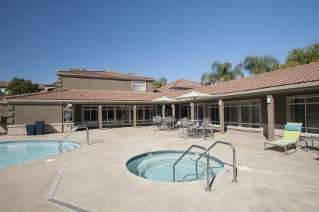 Spa at Bella Vista Apartments in Elk Grove CA