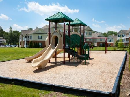 Playground at River Forest Apartments in Chester, VA