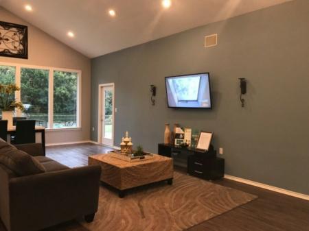 Valley Ridge Lewisville TX - Resident Lounge