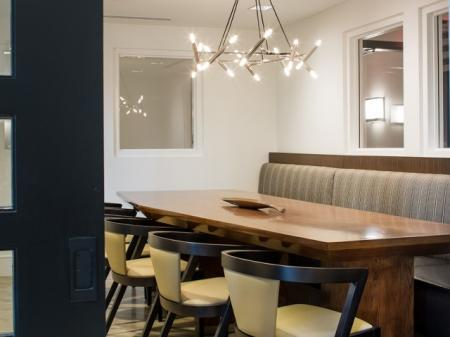 RIZE IRVINE Apartments Irvine CA - GROUP Dining Room